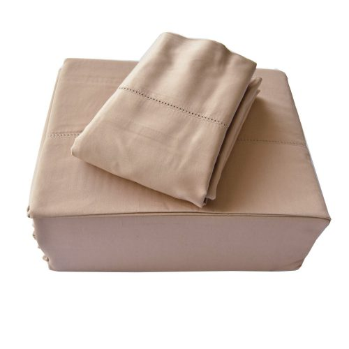 310 Thread-count Sheet Set Taupe