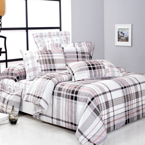 Annies Plaid Sheet Set