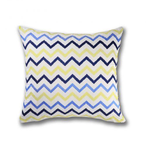 Mykonos Square Cushion