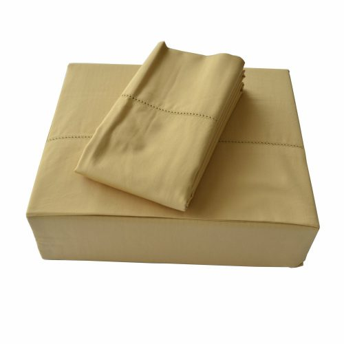 310 Thread-count Sheet Set Gold